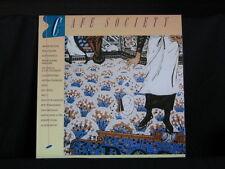 Cafe Society. 33 lp Record Album. 1988. Sade Phil Collins Taco Dan Hartman