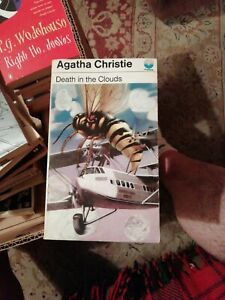 Vintage Agatha Christie-Death in the Clouds-1969,5th-Sml-,P/B.BUY IT NOW.