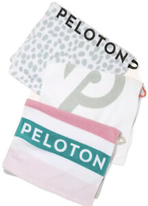 Peloton Towels Set - 2021 Limited Edition (brand new)