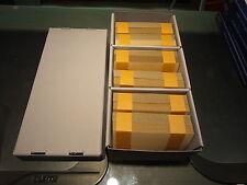 Lindner Archivbox mit 600 Steckkarten C6 (S4801B)