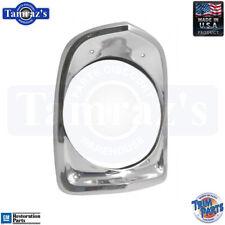 66 Nova HeadLight HeadLamp Head light lamp Bezel Trim Door LH = RH EA Trim Parts
