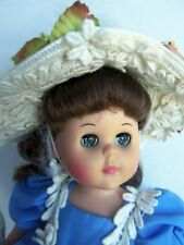 Ginny CHINA BLUE Doll with Tea Cup,  MIB Vogue