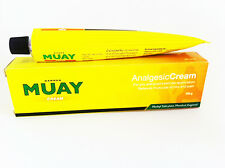3X100g Namman Muay Cream Thai Boxing Analgesic Balm Massage/ Free Shipping