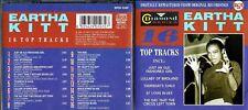 Eartha Kitt cd album- 16 Top Tracks (digitally remastered)