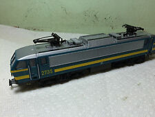 Lima Ho 1:87 Belgium B Sncb Heavy 2735 Electric Intercity Locomotive Collectible