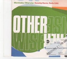 (FX169) Morcheeba, Otherwise - 2002 DJ CD