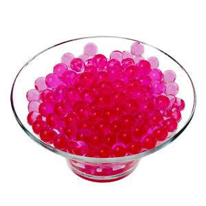 500 Water Aqua Soil Crystal Bio Gel Balls Beads Decoration Vase Filler