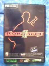 Sudden Strike II Paket (PC, 2002, DVD-Box) + Hidden Stroke + Total Victory