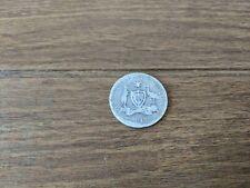 1919 Australia Florin. Silver coin