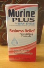 Ct. 1 Murine Plus Redness Relief for Dry Eyes Fast Acting Formula Eye Drops