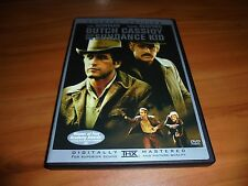 Butch Cassidy and the Sundance Kid (DVD, 2005, Widescreen) Paul Newman Used