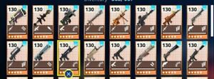 Fortnite | Save The World x100 Weapon Bundle (All Godrolled)