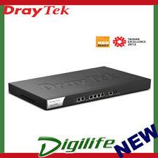 DrayTek Rack-Mountable Enterprise Routers with 1 WAN Ports
