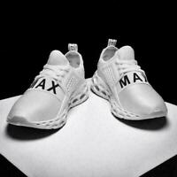 Mens US Fashion Walking Casual Jogging Athletic Running Soccer Sports Shoes Size