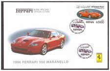 FERRARI BUSTA UFFICIALE - 1996  FERRARI  550 MARANELLO