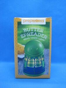 New in Box Prepworks Little Green Man Butter Spreader