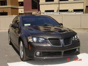 Colgan Premium Sport Hood Bra Fits Pontiac G8 2008-2009 08 09