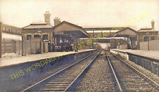 Winterbourne Railway Station Photo. Coalpit Heath to Patchway and Henbury. (6)