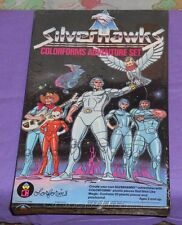 vintage SILVERHAWKS COLORFORMS MISB sealed