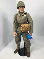 1/6 21ST CENTURY US NAVY CORPSMAN MEDIC USMC BEACH LANDING DRAGON DID WW2 BBI
