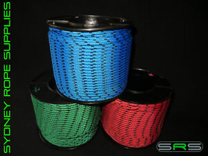 3MM OFFSHORE EXTREME SOLD P/M WITH SPECTRA CORE,HIGH PERFORMANCE YACHT ROPE