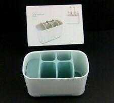 Large Electric Toothbrush Holder Bathroom Bath Storage Organizer Caddy Stand