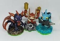 Spyro + Trigger Happy + Gill Grunt - Spyro Skylanders Figures - Buy 3 Get 1 Free