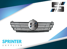 Sprinter Grille w/Star Badge for Mercedes Dodge 1996-2006 OEM: A9018800385 [NEW]