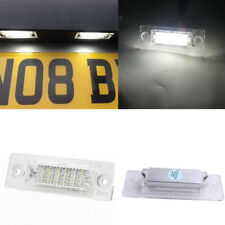 For VW Jetta MK5 5 Passat B5.5 Sedan B7 Wagon Auto Parts LED License Plate Light