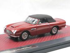 Matrix Scale Models 1968 Aston Martin DB6 Volante Top Up red metallic 1:43