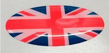 Scomadi Horncast Badge Union Jack