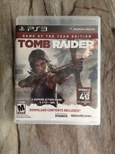 New Tomb Raider -- Game of the Year Edition (Sony PlayStation 3, 2014)