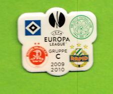 Fußball-Fan-pins vom Hamburger SV