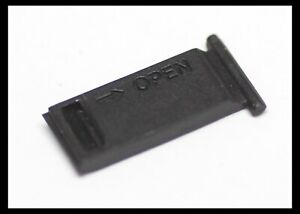 203235 CANON CANONET QL-17 G-III BATTERY COVER REPAIR PART USED QL17 QL 17