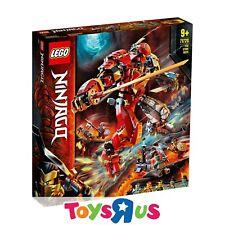 LEGO 71720 Ninjago Fire Stone Mech (BRAND NEW SEALED)