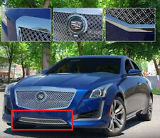 E&G CADILLAC CTS 2014 2015 DUAL WEAVE MESH GRILLE LOWER ONLY 1007-010L-14D