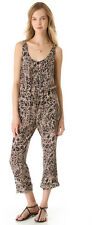 RACHEL ZOE Kimberly Silk Jumpsuit Romper Size 0 NWT $325  100% Silk Sold Out