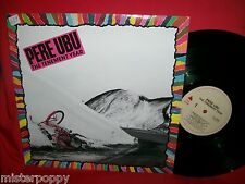 PERE UBU The tenement year LP 1988 USA First Pressing EX+
