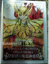 Bandai Saint Seiya Cloth Myth VIRGO SHAKA Metal Plate NEW