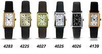 Sekonda Ladies Classic Leather Strap Dress Wrist Watch