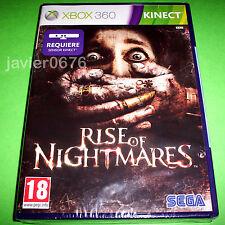 RISE OF NIGHTMARES NUEVO Y PRECINTADO PAL ESPAÑA XBOX 360