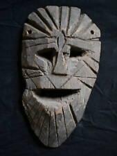 Tres Ancien Masque Chamanique , Inde / Tibet