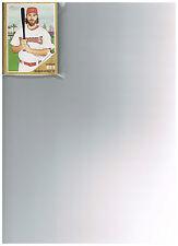 2011 Heritage Baseball WASHINGTON NATIONALS TEAM SET (14) BASE CARDS