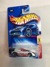 2004 Hot Wheels Ferrari Heat/Ferrari 333 SP