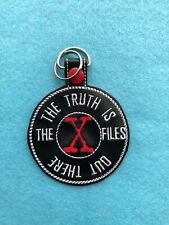 X-Files, The Truth Is Out There, Mulder and Scully Keyring