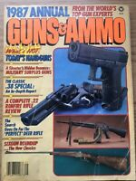 Guns & Ammo 1987 Annual Edition, The .38 Special