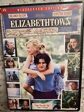 Elizabethtown Dvd Preowned Orlando Bloom Kirsten Dunst Rare 2005 Romantic Comedy