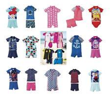 UV-Schutz-Anzug 50+ Badeanzug Strandanzug Schutzanzug Schwimmanzug Kinder