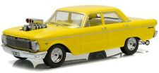 1:18 1965 Ford XP Falcon YELLOW 50th Anniversary LMT Engine Blower by Greenlight