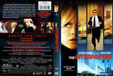 The Interpreter - Widescreen - DVD - Nicole Kidman